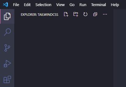 VSCode Explorer