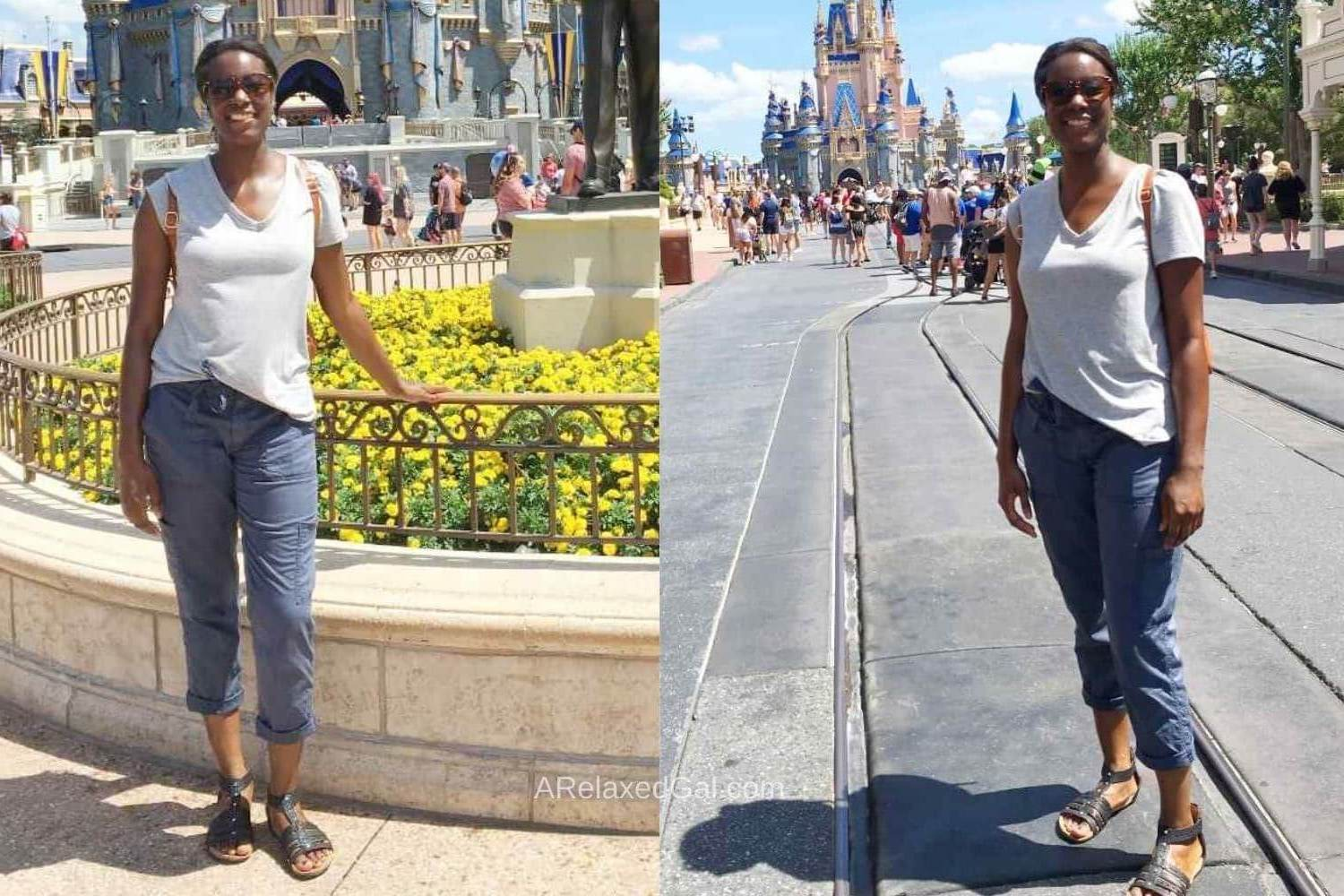 Summer day trip outfit for women | A Relaxed Gal
