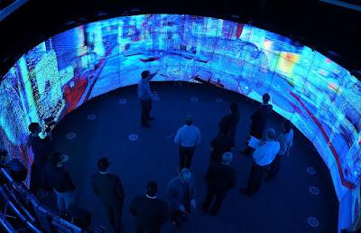Эволюция будущего человека будет проходить в мире экранов - реальных и метафизических