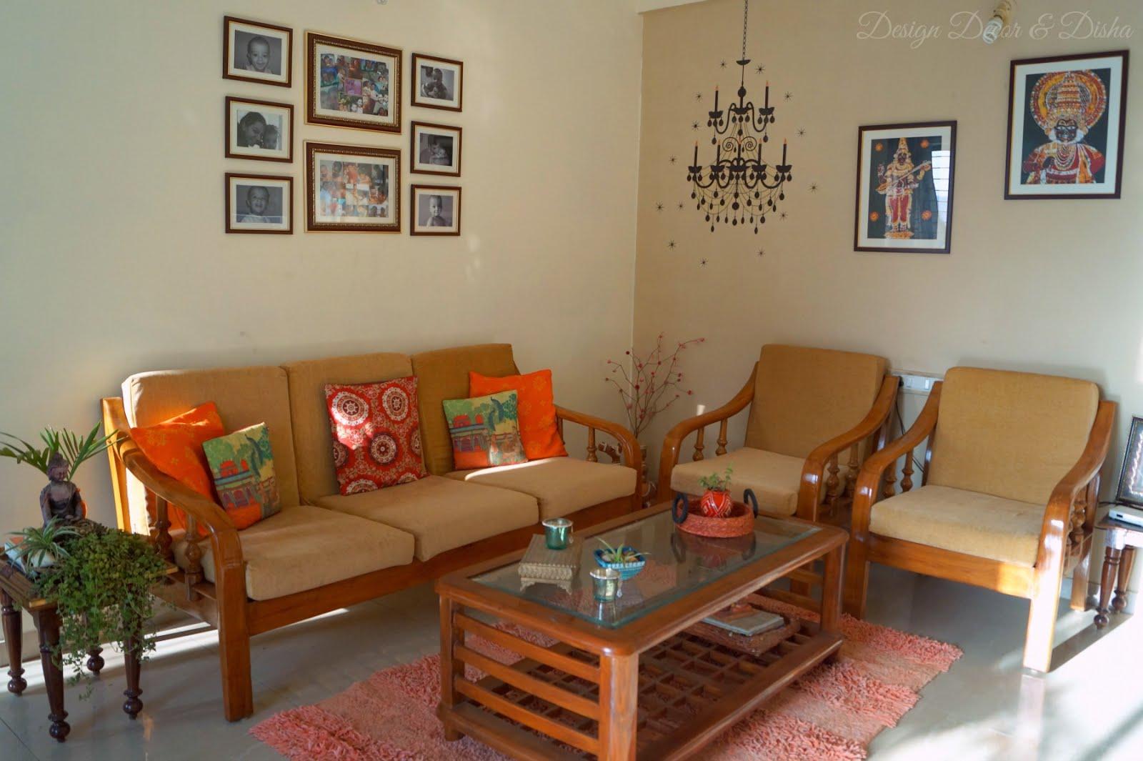Pin By Amrita Dutta On Interior Sofa Makeover Wooden Sofa Designs Farmhouse Living Room Furniture