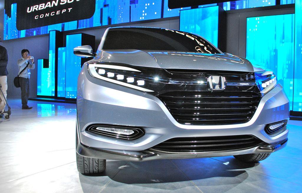 Nancys Car Designs Honda Urban Suv Concept New Small Suv
