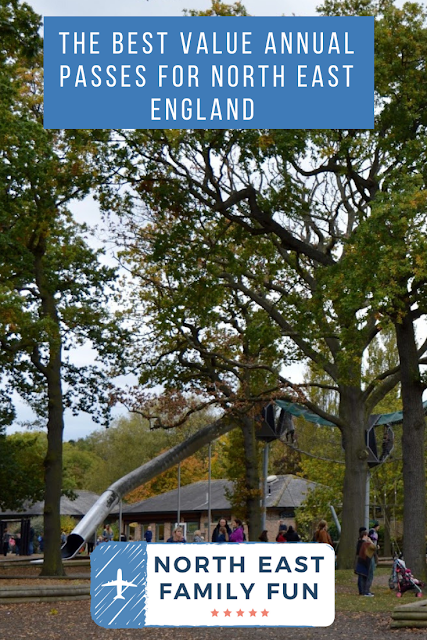 The Best Value Annual Passes for North East England
