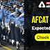 Expected Cut Off Marks for AFCAT 2 2020: Check Here