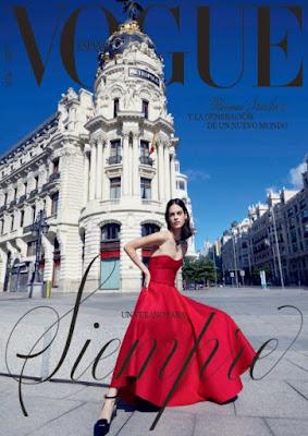 Revista Vogue agosto 2020 noticias moda y belleza mujer