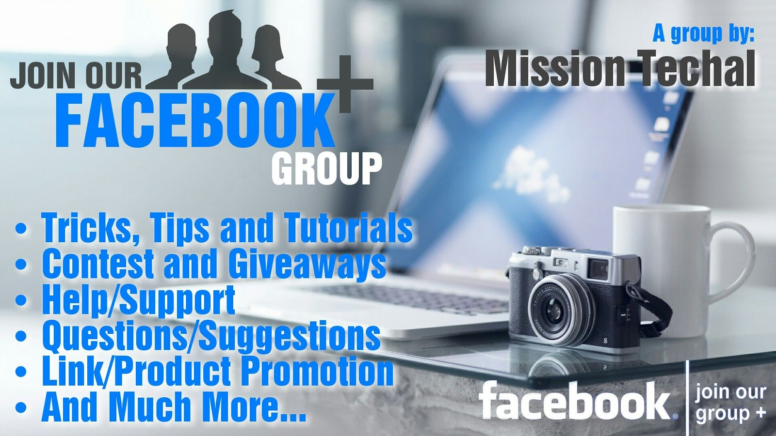 Mission-Techal-Facebook-group