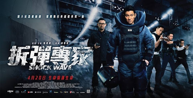 Shock Wave (2017) Subtitle Indonesia BluRay 1080p [Google Drive]