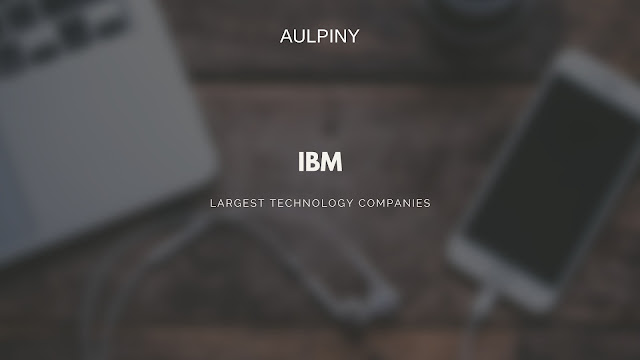 World's Largest Tech Companies
