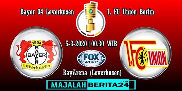 Prediksi Bayer Leverkusen vs Union Berlin