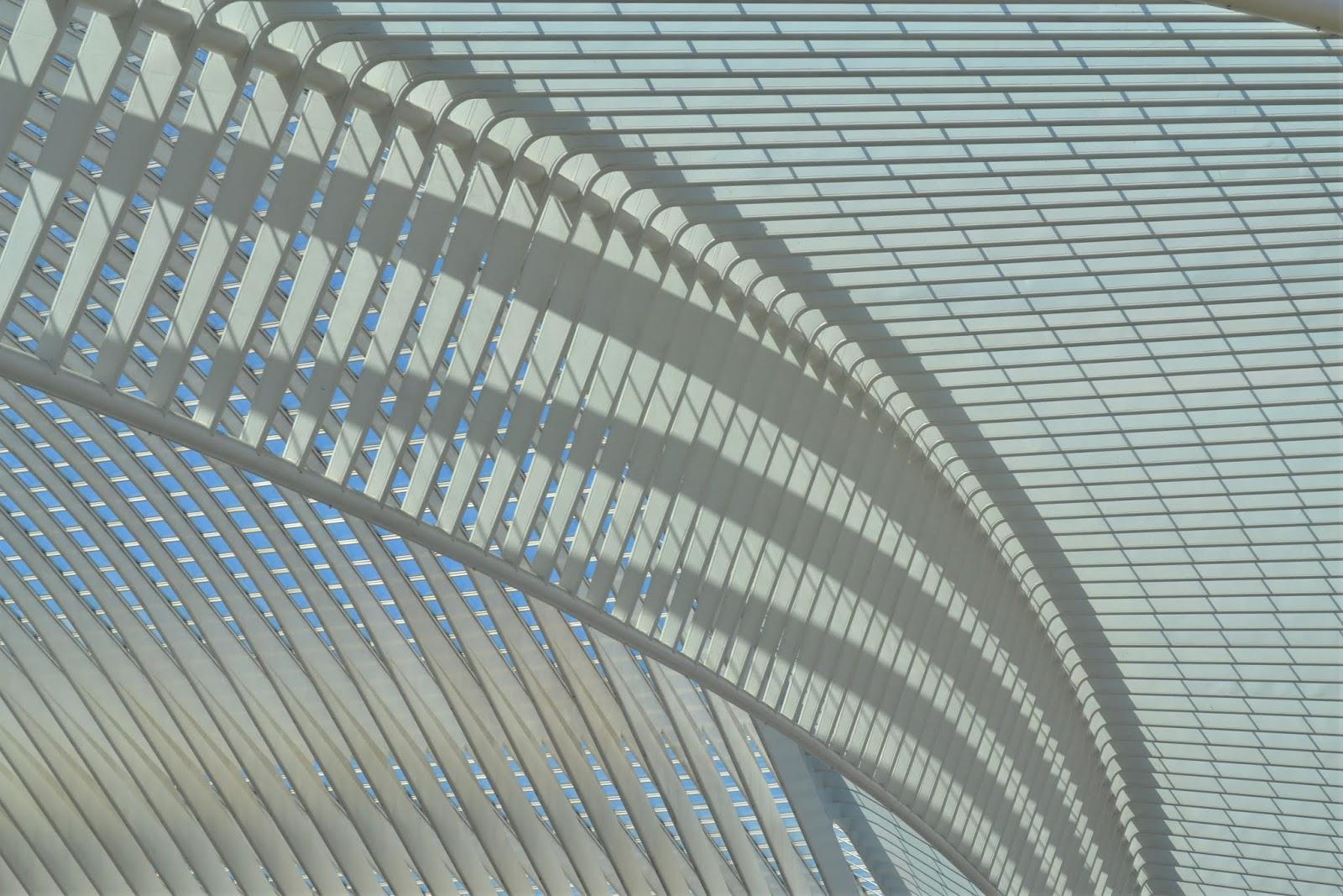 Stazione alta velocità Liegi