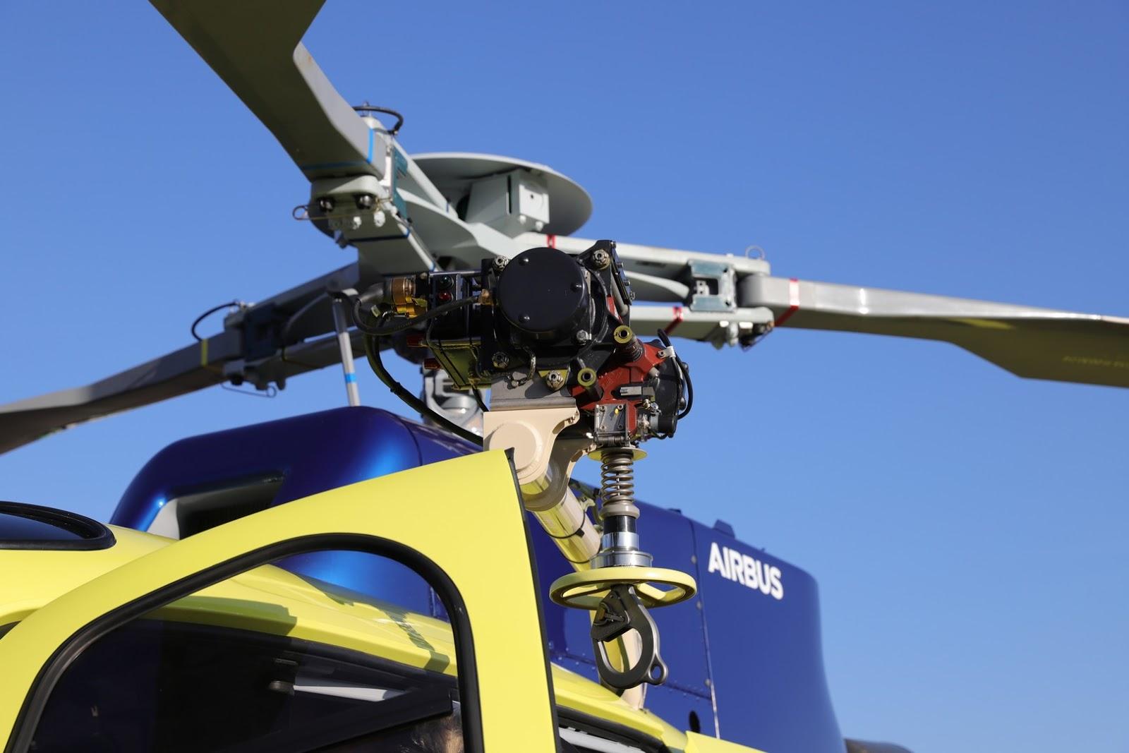 ДПСУ отримала перші два гелікоптери Airbus H125