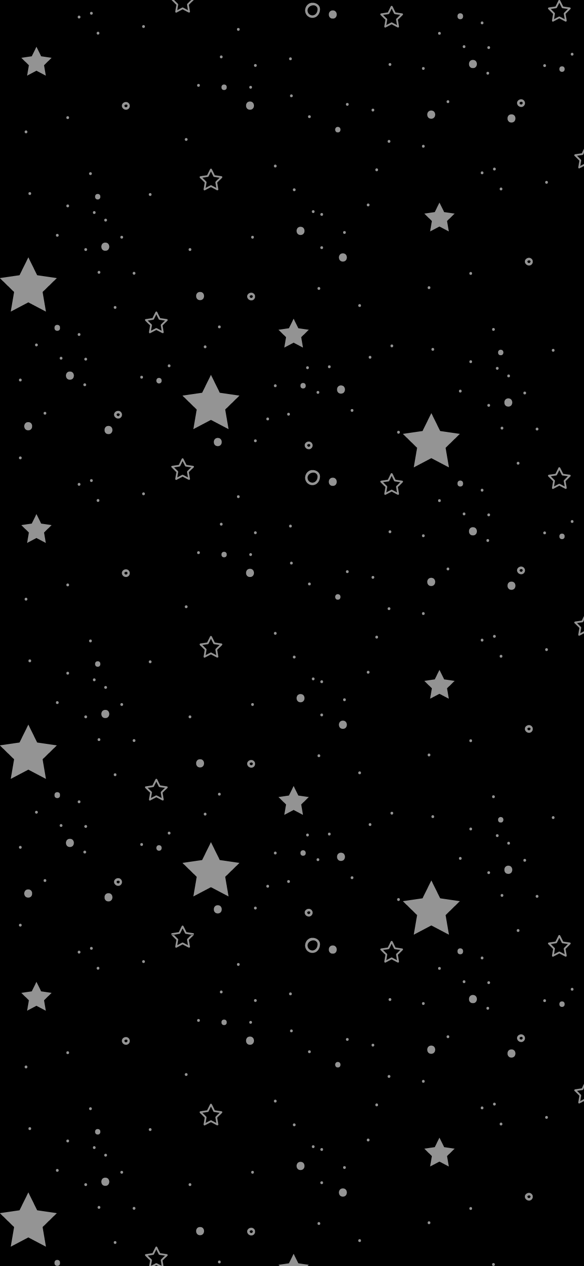 amoled stars galaxy wallpaper black 4k