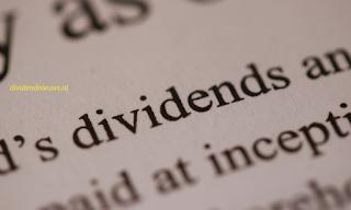 Stijgers dividend aandelen Amsterdam 2020