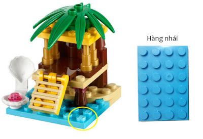 Lego chính hãng và hàng nhái 1