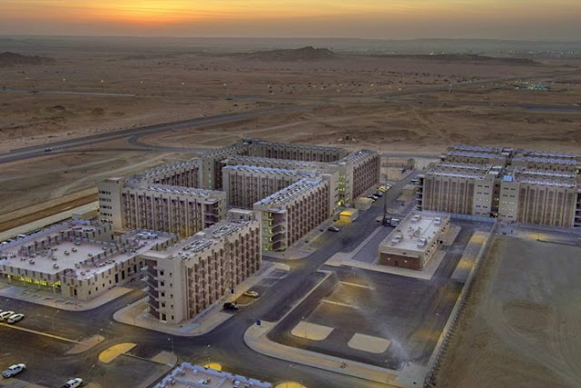 Duqm Village – Oman's Private Sector Property Project