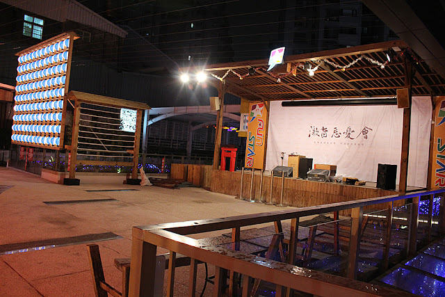 IMG 3273 - 【逢甲新店預告】激旨燒鳥擴大版圖即將變身日式搖滾樂園!
