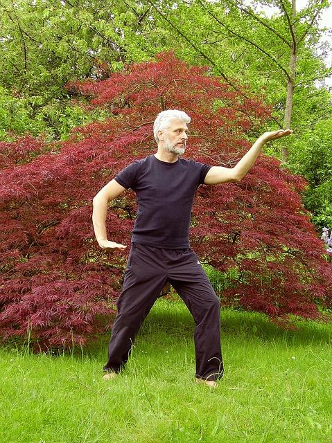 Arthritis Tai Chi Exercises