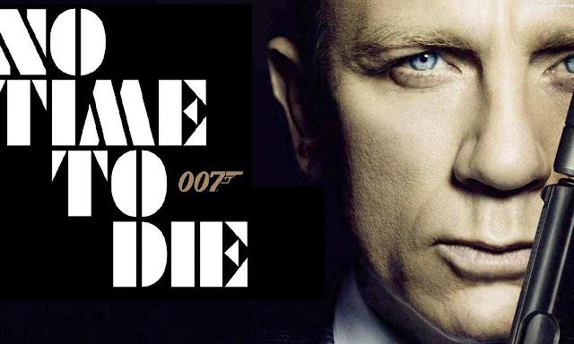 James Bond Movie NO TIME TO DIE is postponed