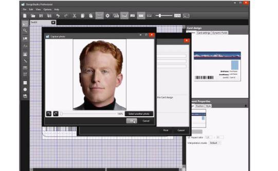 تحميل برنامج لإنشاء تصميم البطاقة بسهولة Zebra CardStudio Professional 2.1.3.0 كامل مع التفعيل