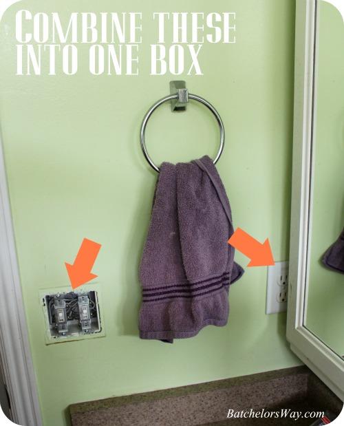 Adding A Bathroom Fan: Batchelors Way: Girls Bathroom