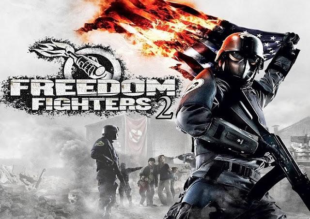 تحميل لعبة 2 Freedom Fighters