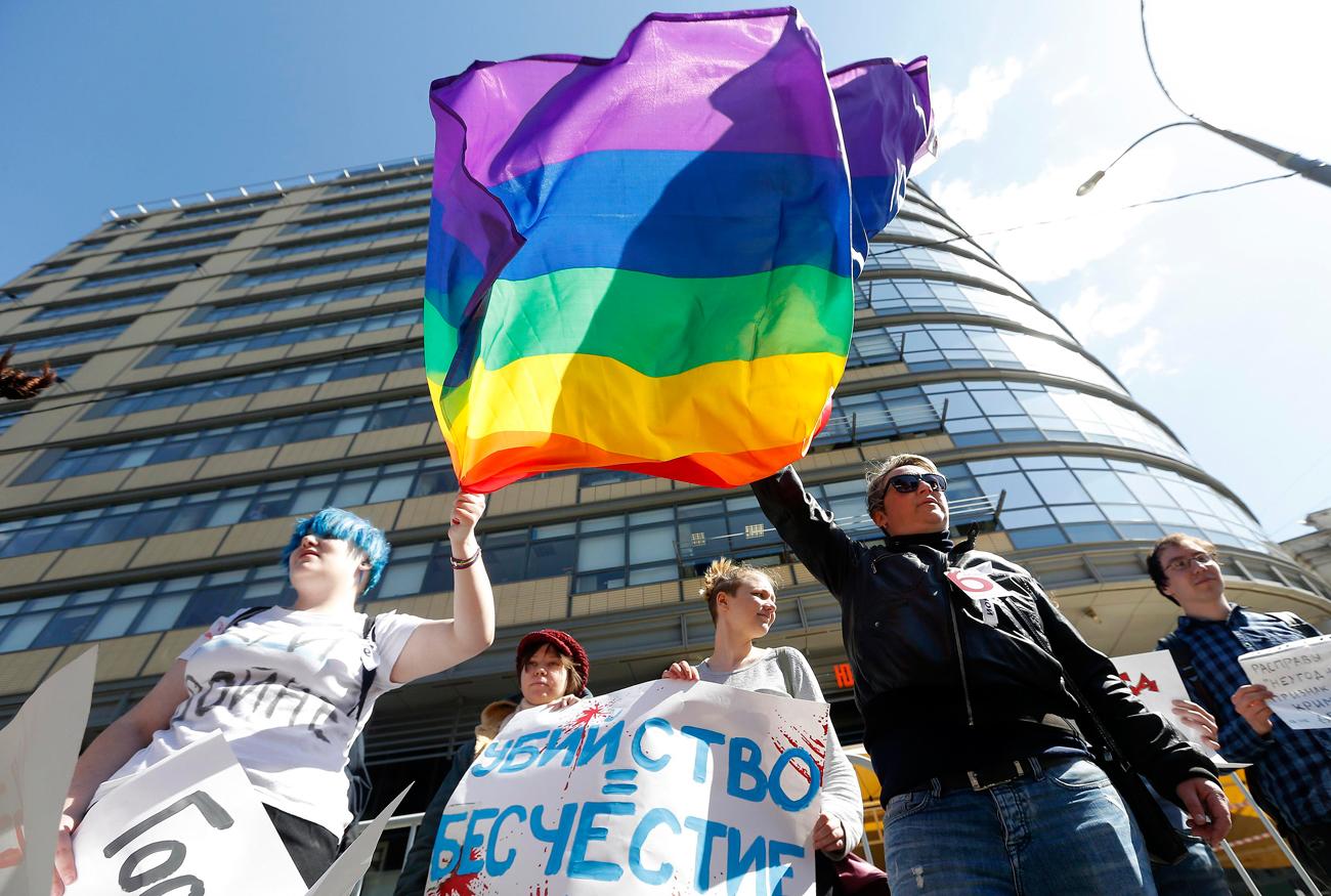 Rússia permitirá símbolos a favor dos direitos LGBT durante a Copa do Mundo