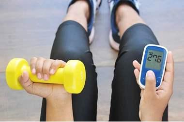 كيف يتم بناء العضلات لمرضى السكر