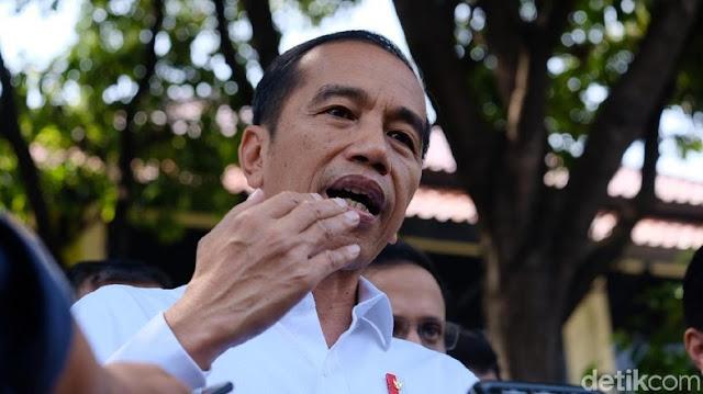 Jokowi soal Kasus Novel: Ada Temuan Baru Menuju Kesimpulan