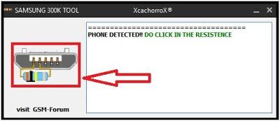 Tool Download Mode 300k