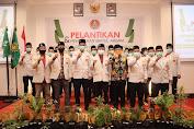 Pengurus Pemuda Muhammadiyah Mataram Resmi Dilantik