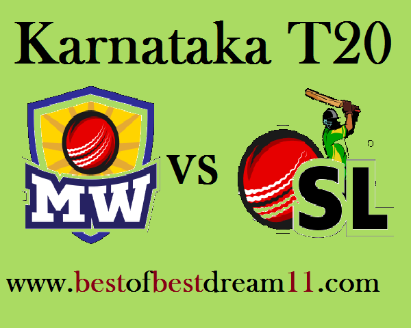 mw vs sl dream11