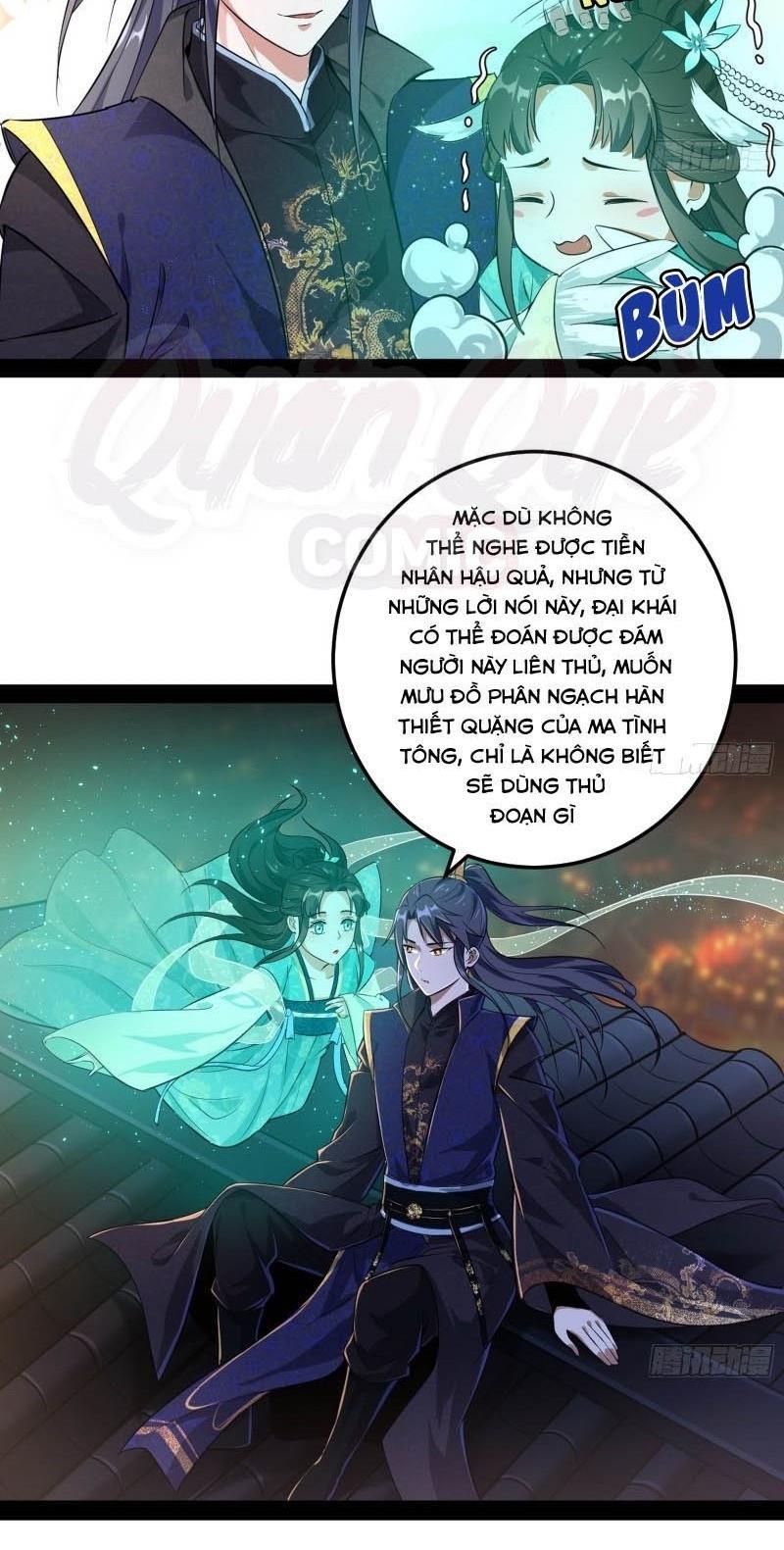 Ta Là Tà Đế chap 73 - Trang 16