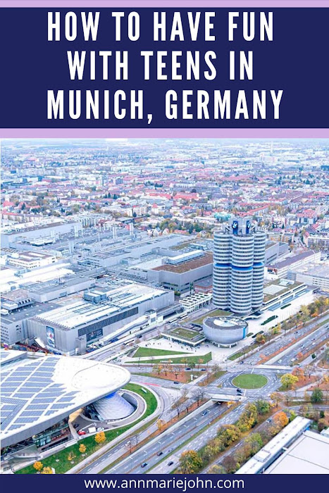 How to Have Fun with Teens in Munich, Germany