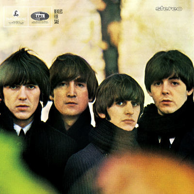 Beatles For Sale, light and shade