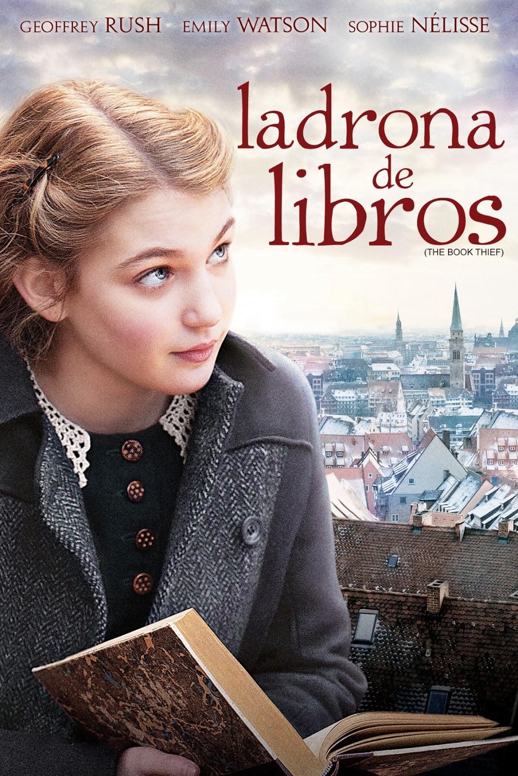 La Ladrona De Libros (2013) Full HD 1080p Latino