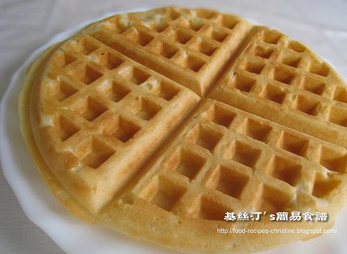 Hong Kong Waffle01