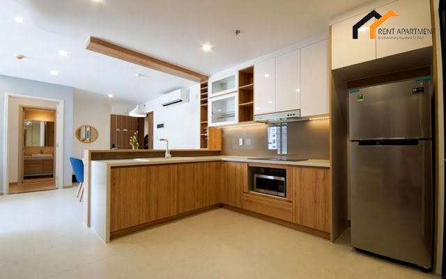 apartment for rent in district HCMC