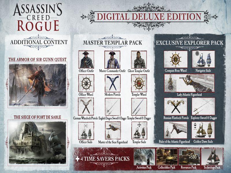 Download Assassin's Creed Rogue Game Setup Exe