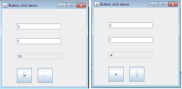 A program for calculator in java | practice house.