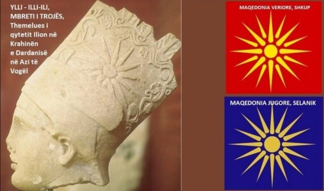 How the ancient Illyrian history, culture and language has been falsified by the Greeks and the Slavs in the Macedonian region