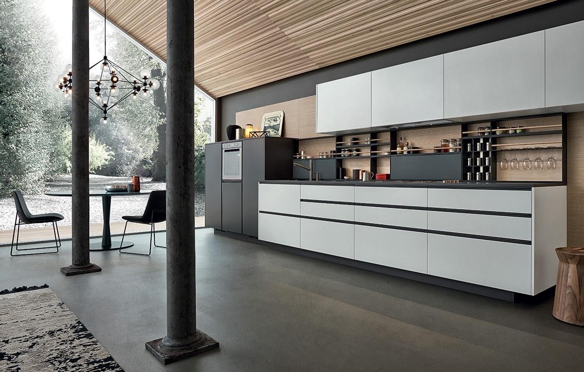 Un ambiente natural y r stico para una cocina for Diseno de cocinas contemporaneas