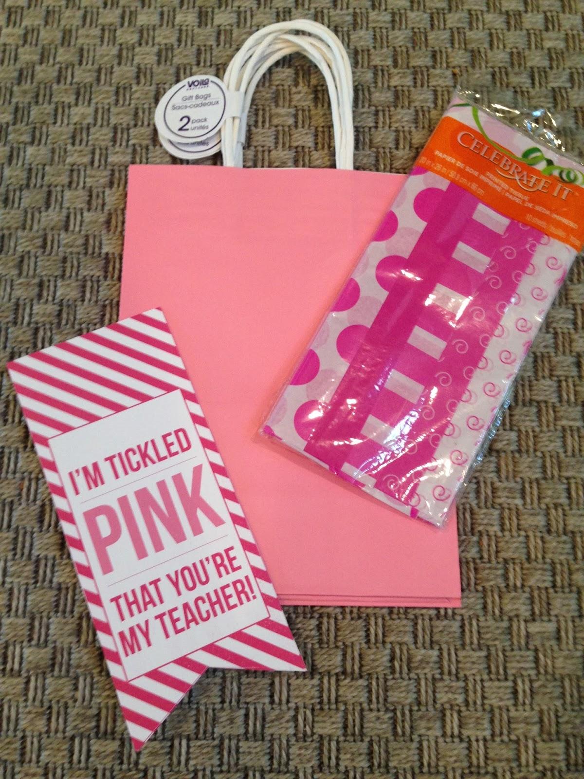 Teacher T I M Tickled Pink That You Re My Teacher