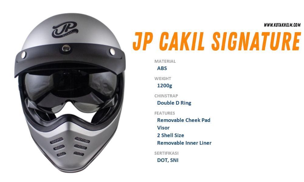 JP Cakil Signature Solid