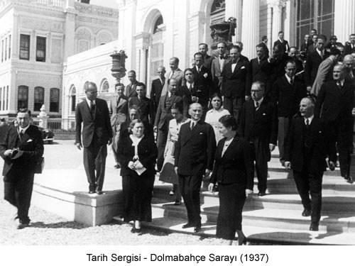 Atatürk Tarih Sergisi 1937 Fotoğraf