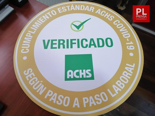 DAEM Osorno recibió certificación