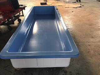 bồn nuôi thủy sản composite