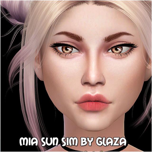 MIA SUN sim by glaza