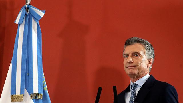 """Argentina reconoce al dirigente opositor Guaidó como """"el presidente encargado"""" de Venezuela"""