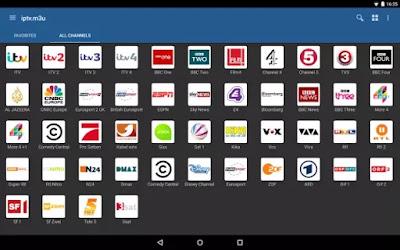 تحميل تطبيق IPTV Pro لمشاهدة الباقات والفضائيات والقنوات مجانا على الأندرويد
