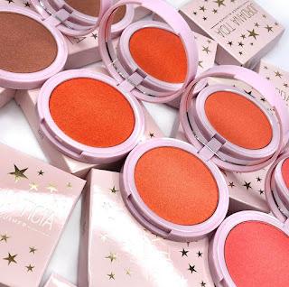 Jordan Ticia Cosmetics New Blushers
