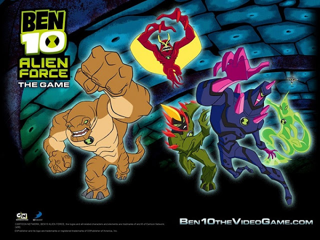 Ben 10 Game Free Download for Android and PC